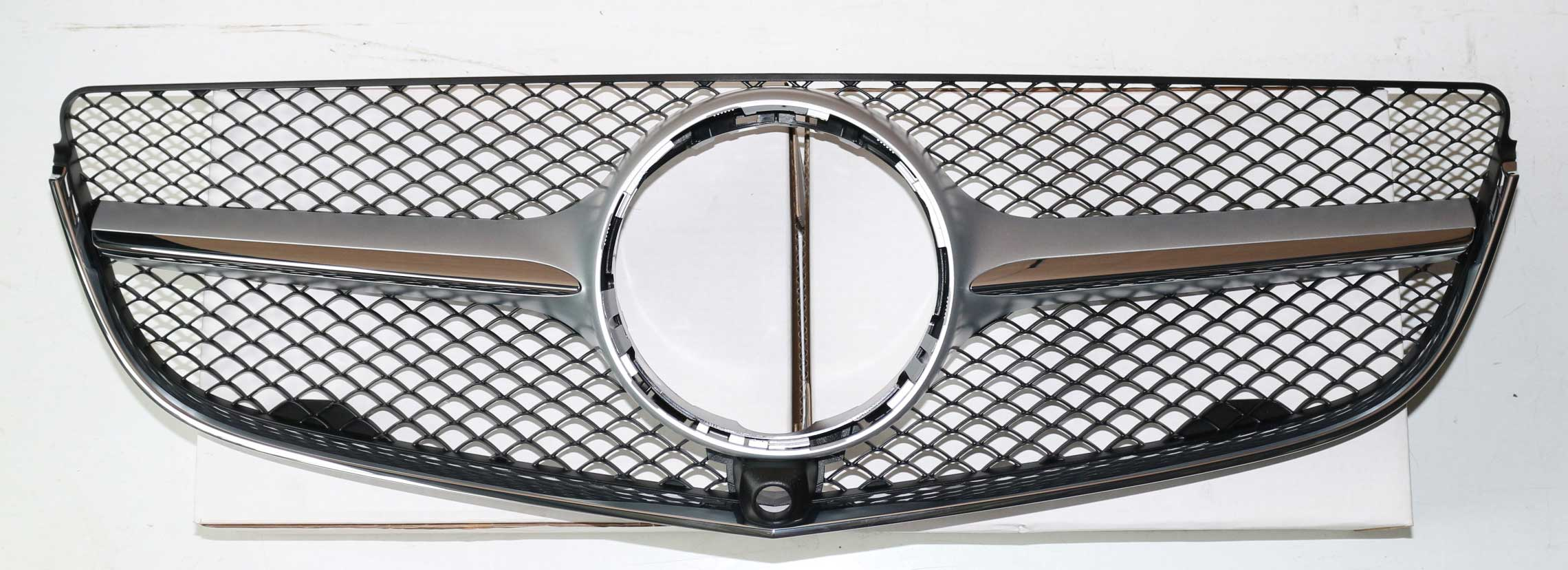 mercedes e klasse coupe cabrio c207 a207 k hlergrill grill. Black Bedroom Furniture Sets. Home Design Ideas