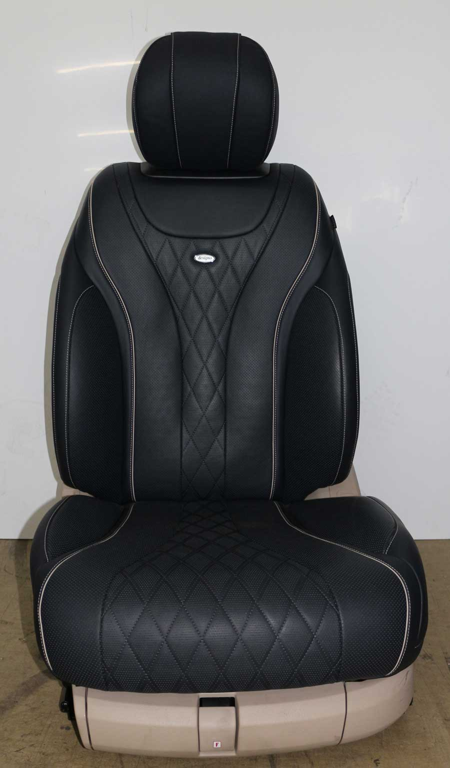 mercedes s klasse w222 fahrersitz designo leder exclusiv. Black Bedroom Furniture Sets. Home Design Ideas