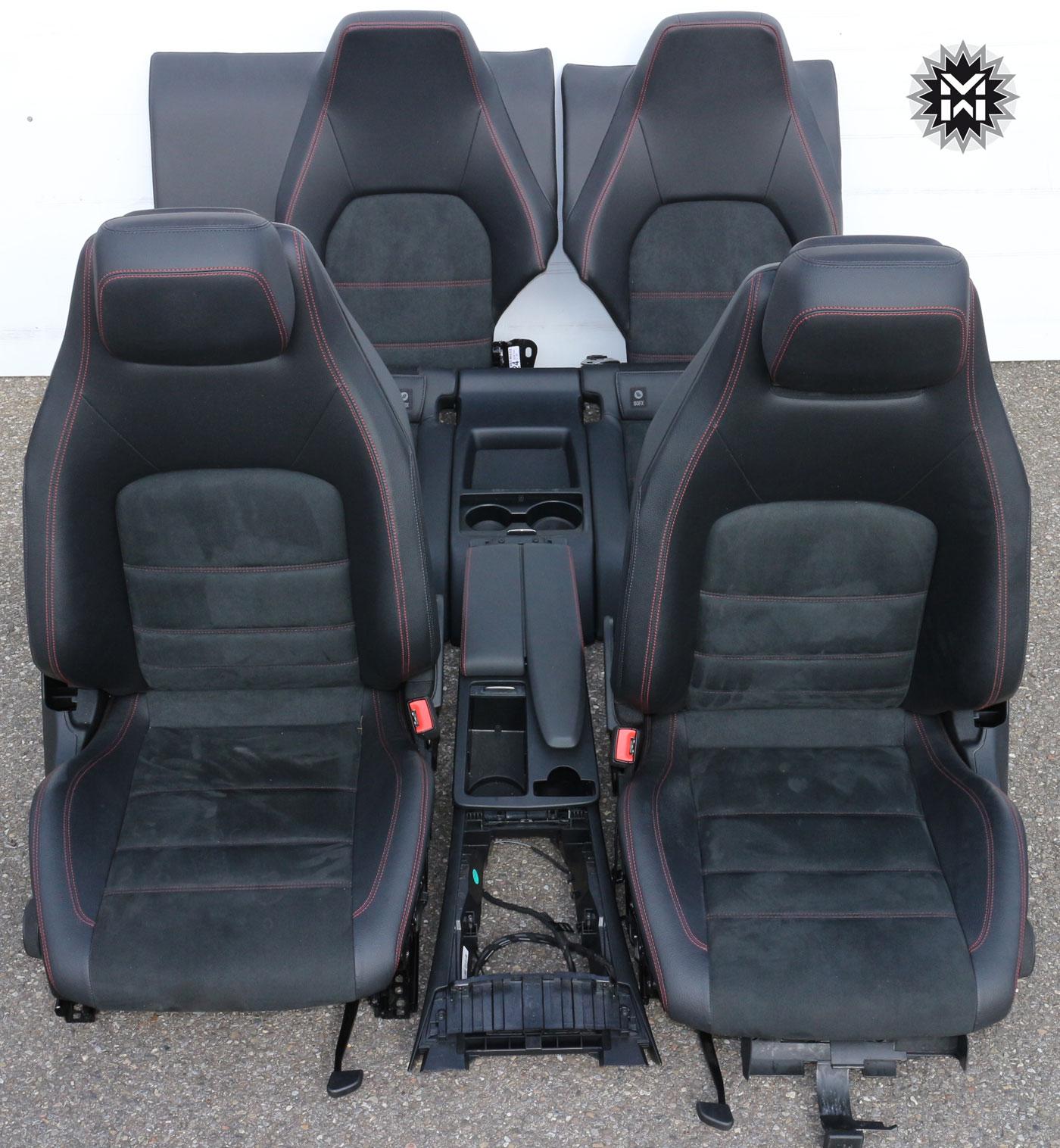 mercedes c klasse coupe c204 amg sportpaket sitzgarnitur. Black Bedroom Furniture Sets. Home Design Ideas