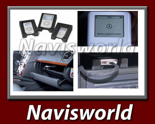mercedes ipod interface kit comand aps ntg2 w164 w203 ebay. Black Bedroom Furniture Sets. Home Design Ideas