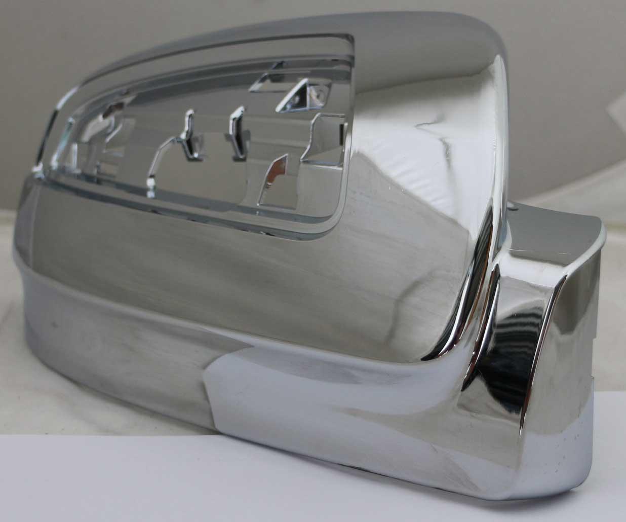 mercedes au enspiegel spiegelschalen chrom w639. Black Bedroom Furniture Sets. Home Design Ideas