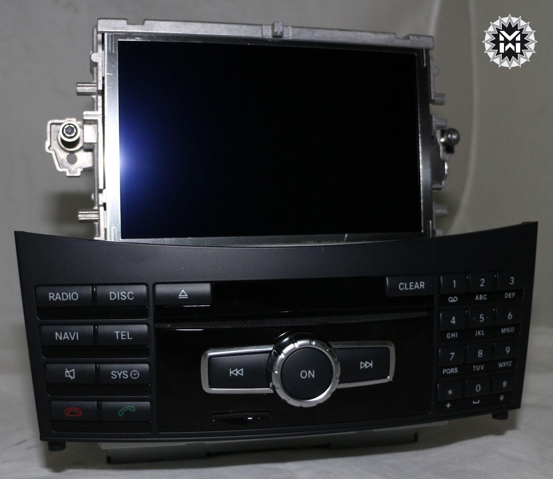 mercedes benz comand ntg4 5 online e klasse w212 s212 4 5 command navigation. Black Bedroom Furniture Sets. Home Design Ideas