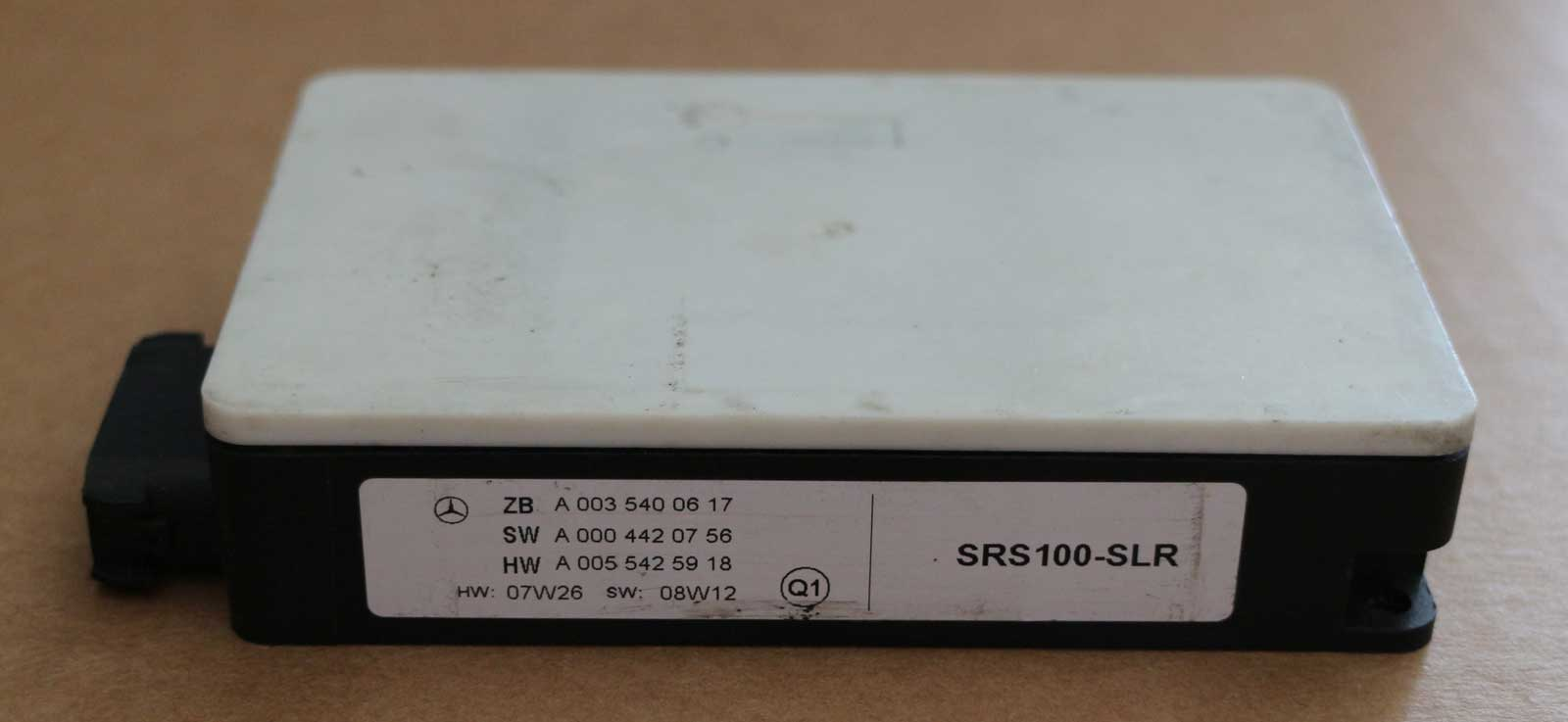 Mercedes Benz Radarsensor F R Distronic A003 540 06 17