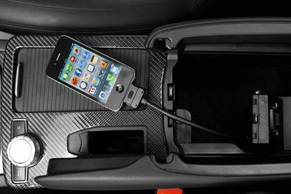 Mercedes Slk  Media Interface Iphone